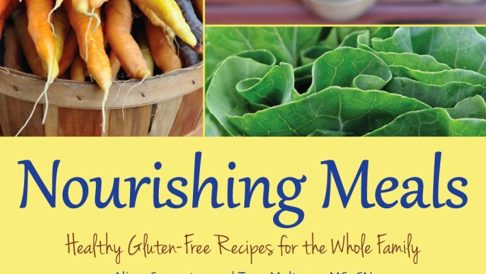 Nourishing Meals: Educational Guide and Cookbook Available for Purchase!