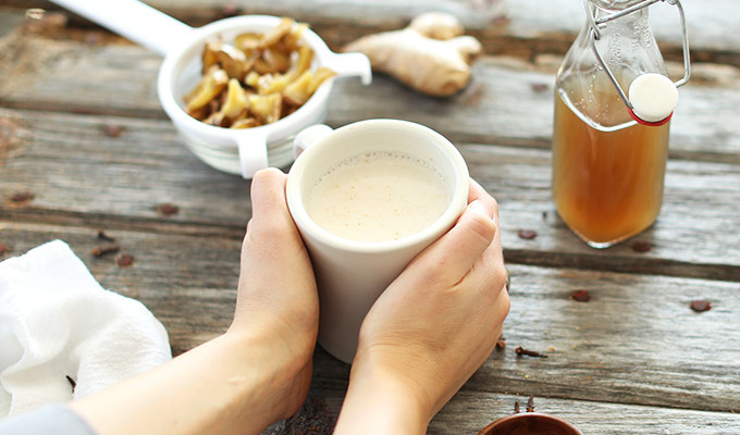 Immune Boosting Tea Recipe
