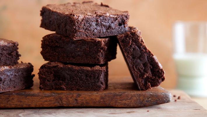 Sweet Potato Brownies (Sugar Free!) Recipe