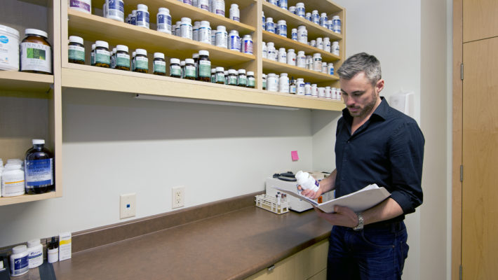 Naturopathic Doctors – Medically Trained, but Naturally Focused.