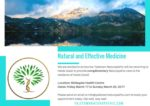 Naturopathic Care in Haida Gwaii March 17-20, 2017
